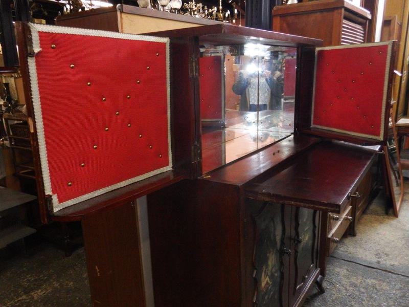 mueble bar antiguo 100 mueble bar decorado con espejo e iluminación