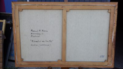 """""""MANANTIAL DE SAN GIL"""" MANUEL M. MERINO."""