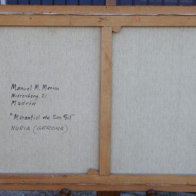 «MANANTIAL DE SAN GIL» MANUEL M. MERINO.
