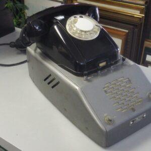 TELÉFONO MILITAR AÑOS 60